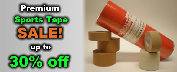 SportStrap Strapping Tape