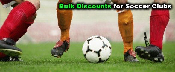 Soccer Club Bulk Discounts